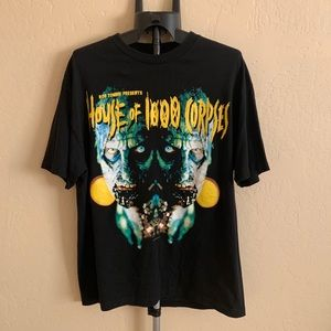 Rob Zombie - house of 100 corpses T shirt